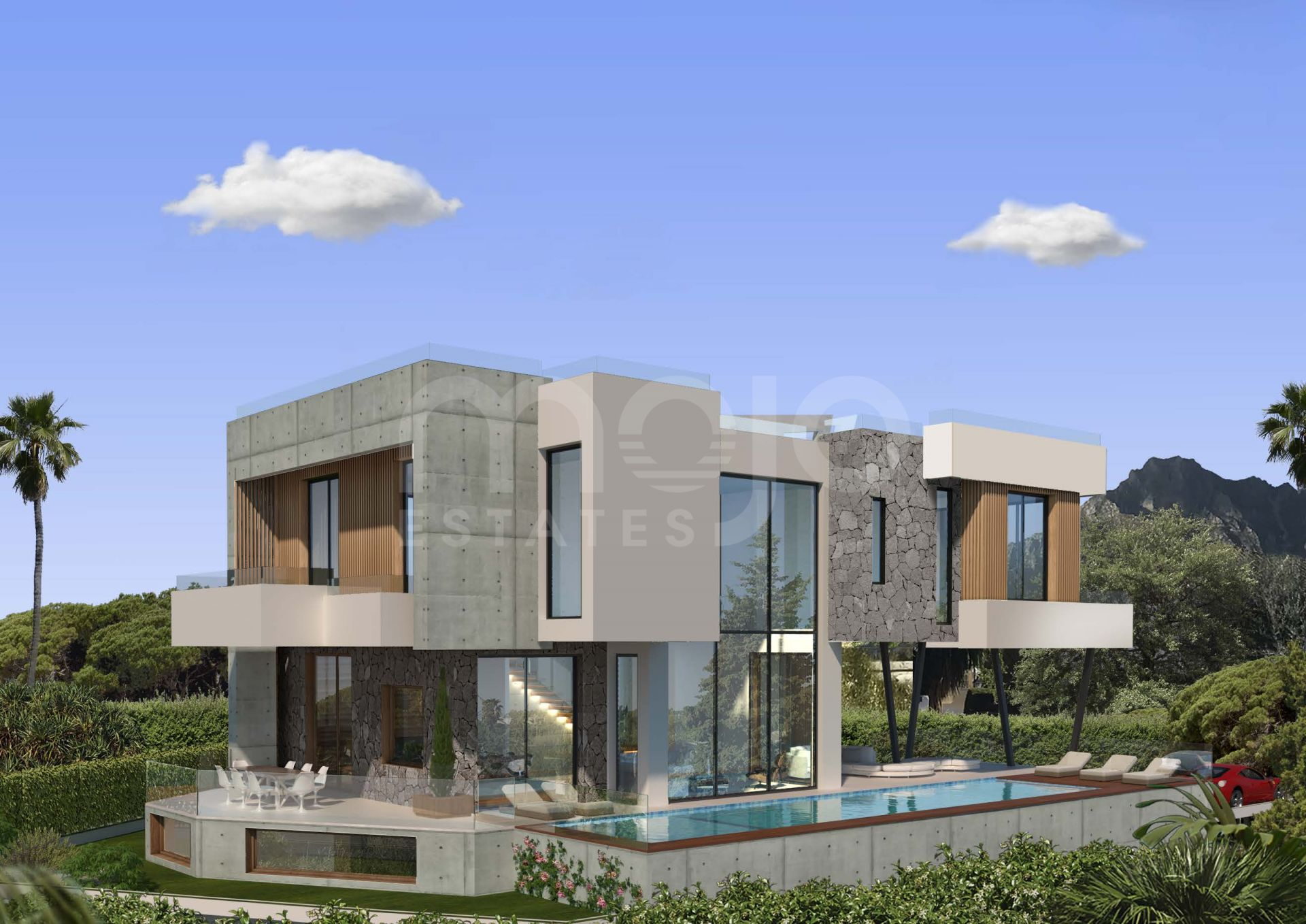 Villa te koop in Marbella Golden Mile, Marbella