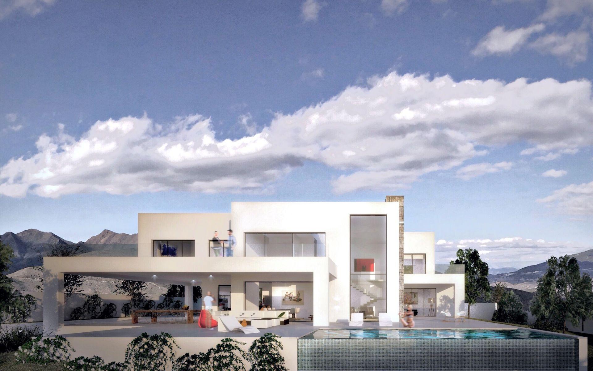 Villa en La Mairena, Marbella