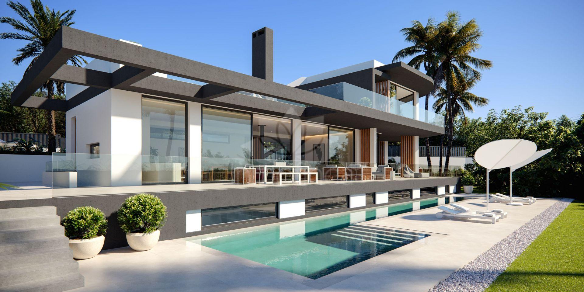Villa en Las Lomas del Marbella Club, Marbella