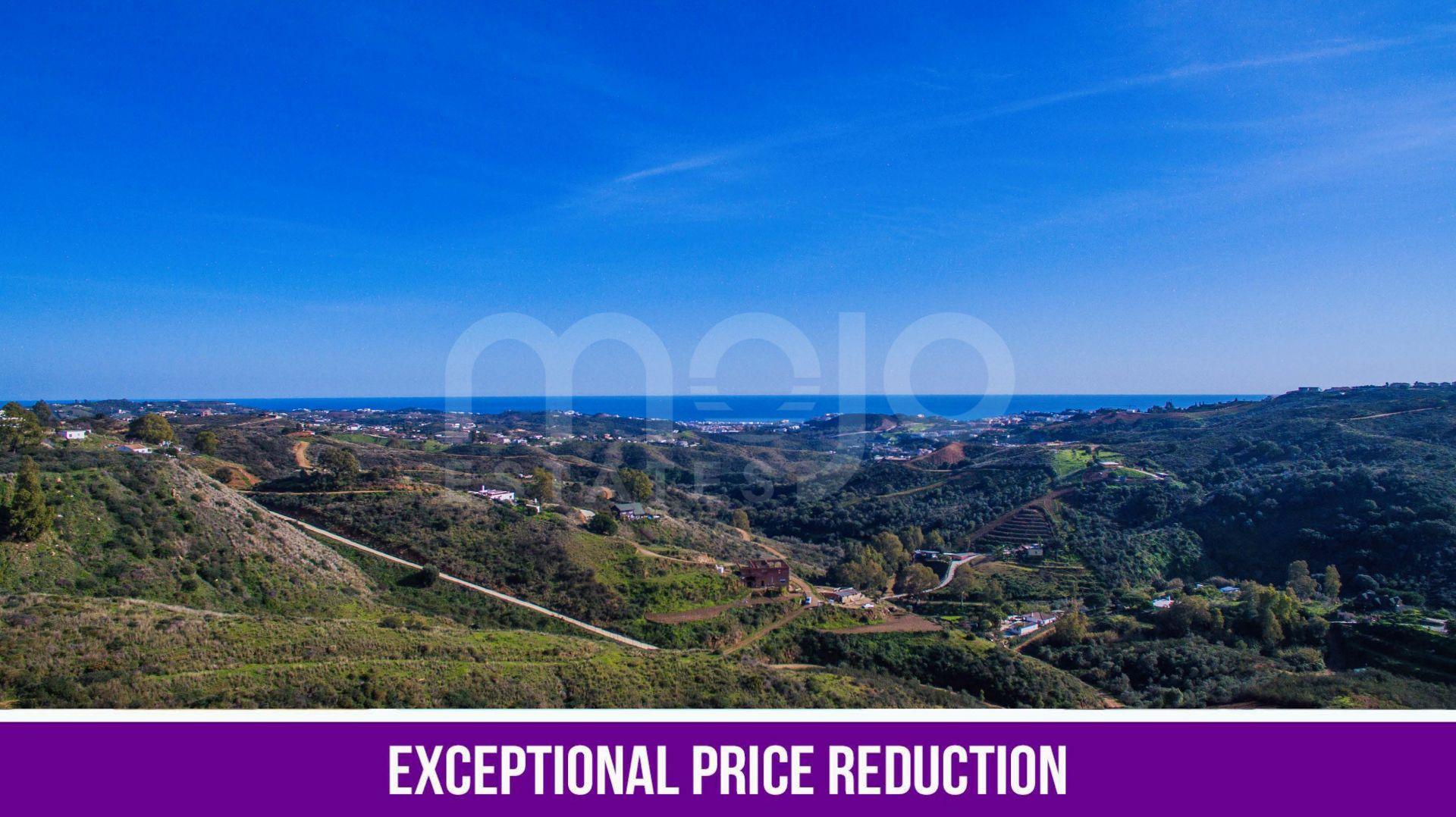 Terrain en vente à La Cala Golf, Mijas Costa