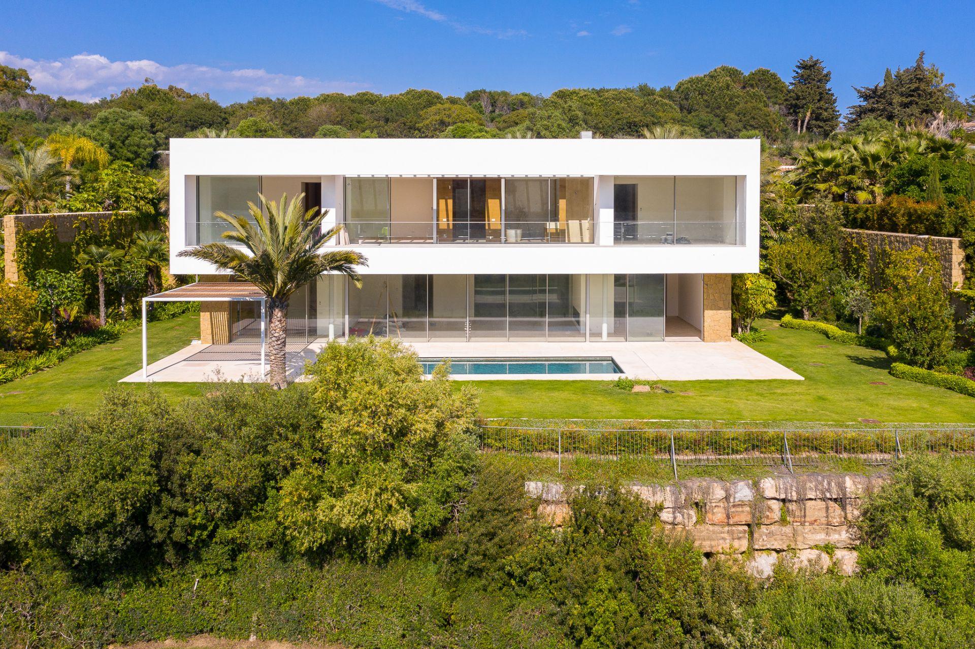 Villa in Finca Cortesin, Casares