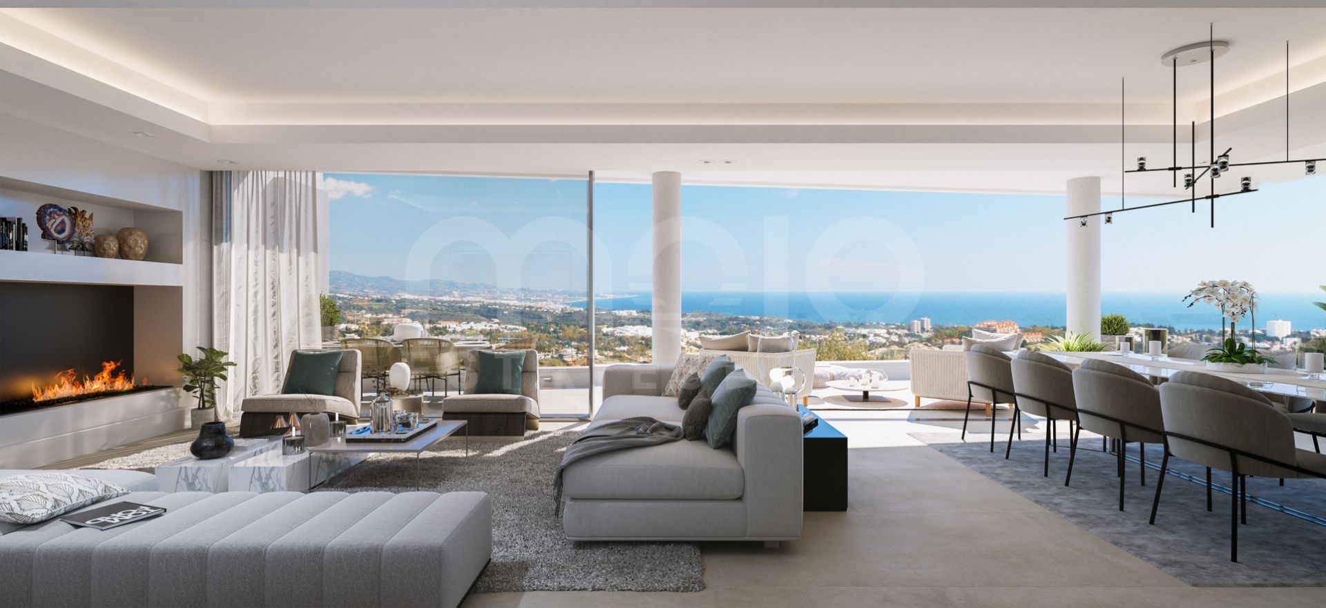 Appartement te koop in La Quinta Golf, Benahavis