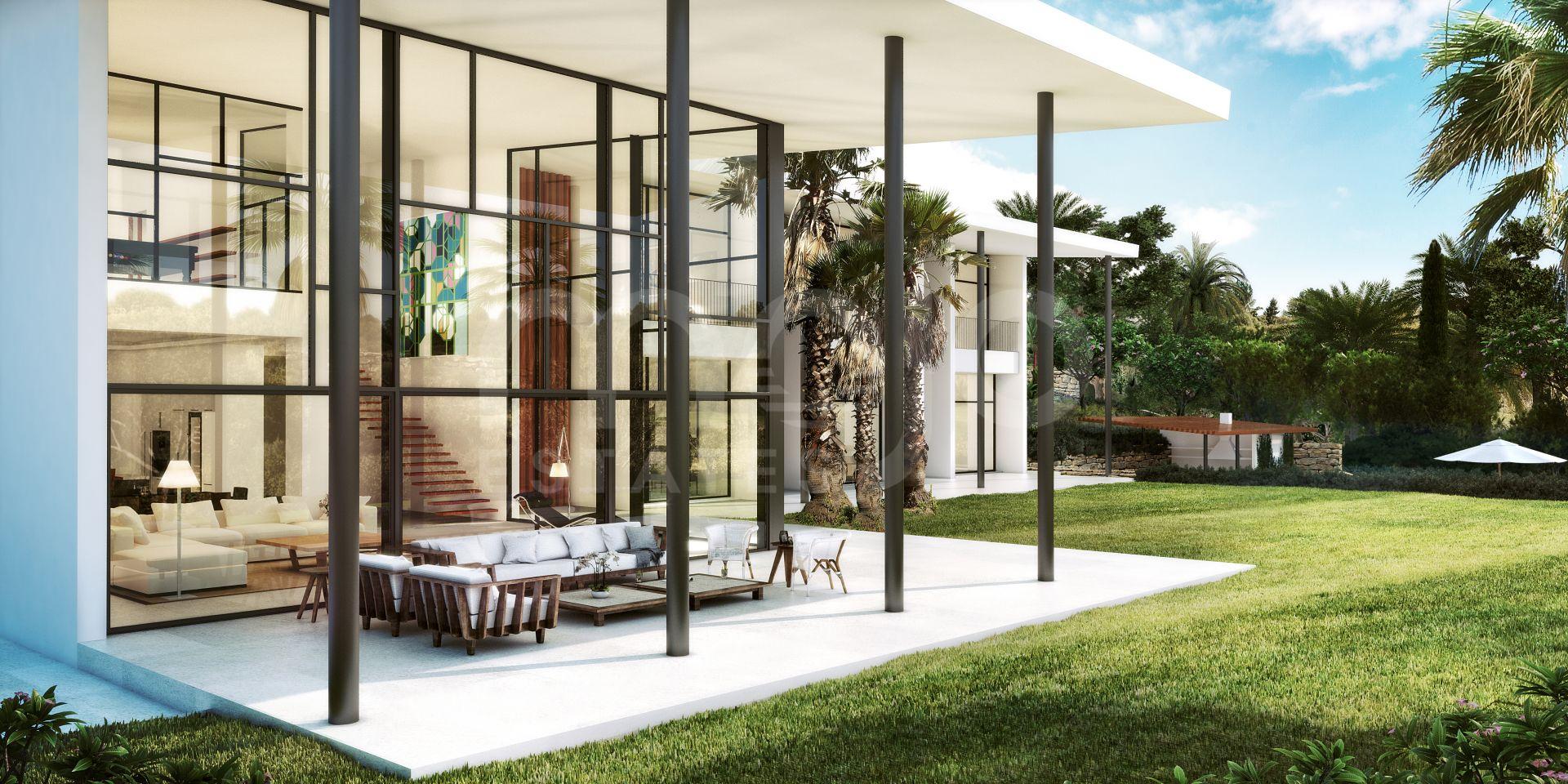 Villa en vente à Finca Cortesin, Casares