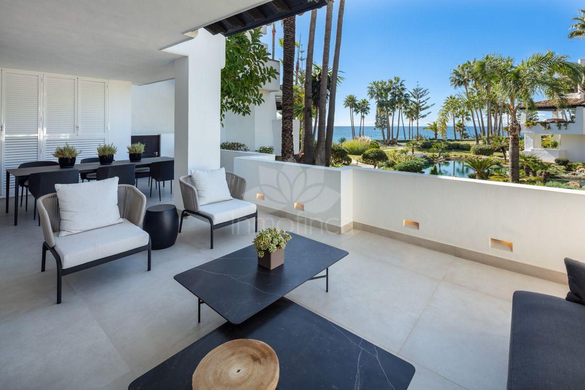 Ground Floor Apartment in Puente Romano, Marbella