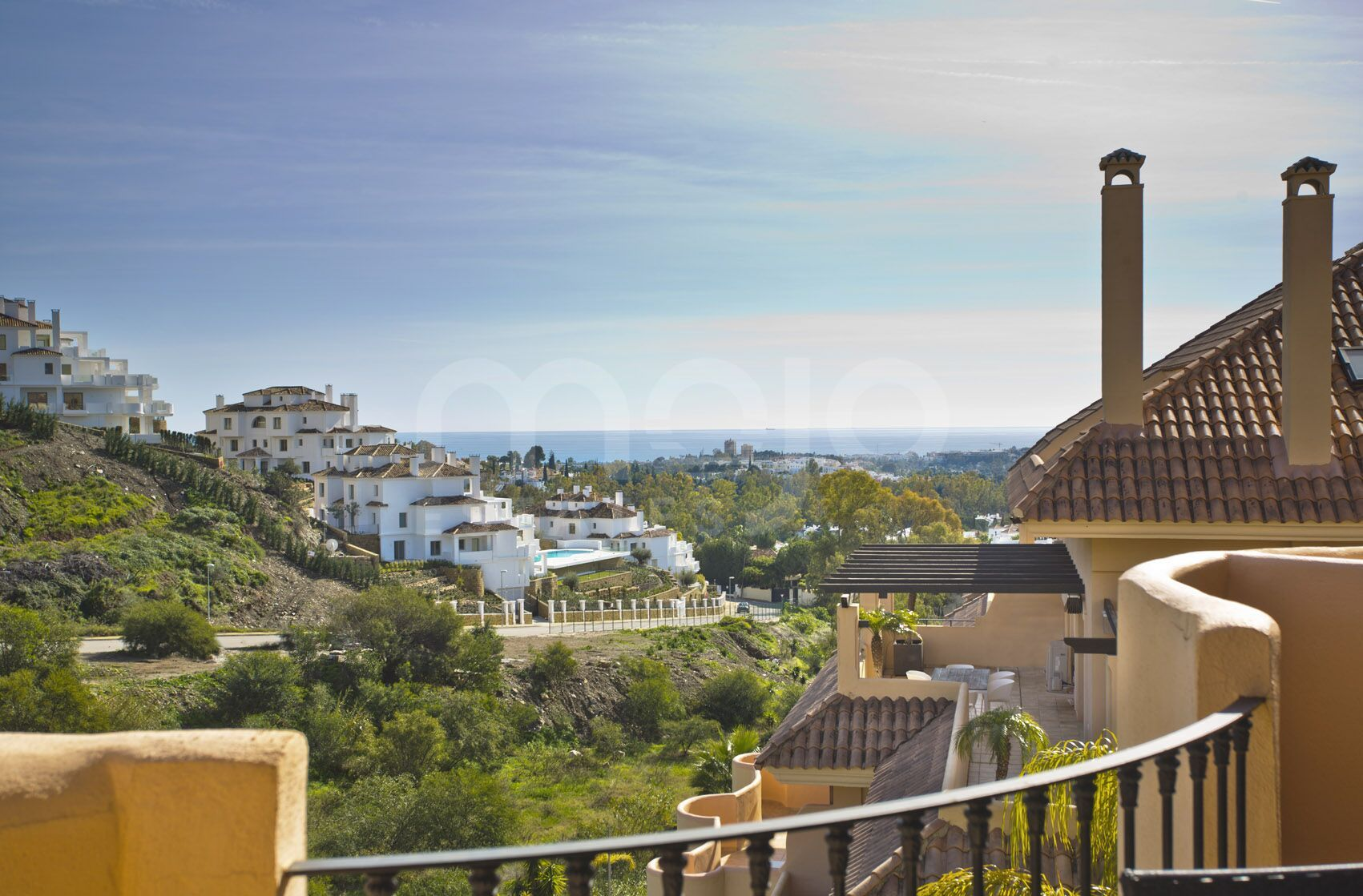 Appartement te koop in Aloha Hill Club, Nueva Andalucia