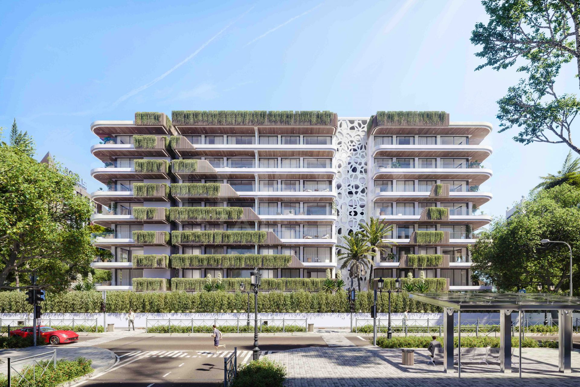 LUXURIOUS NEW APARTMENT WITH LEISURE FACILITIES IN FUENGIROLA