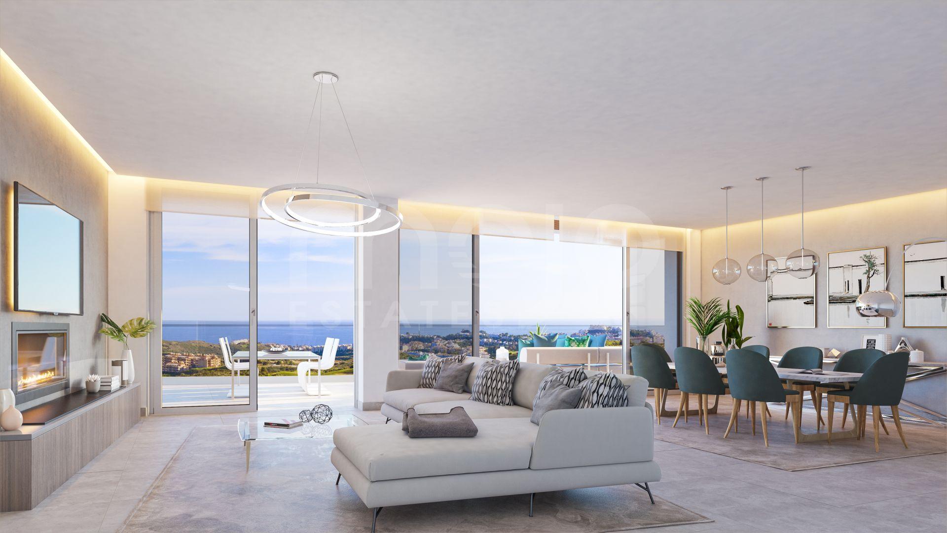 Appartement te koop in Calanova Golf, Mijas Costa