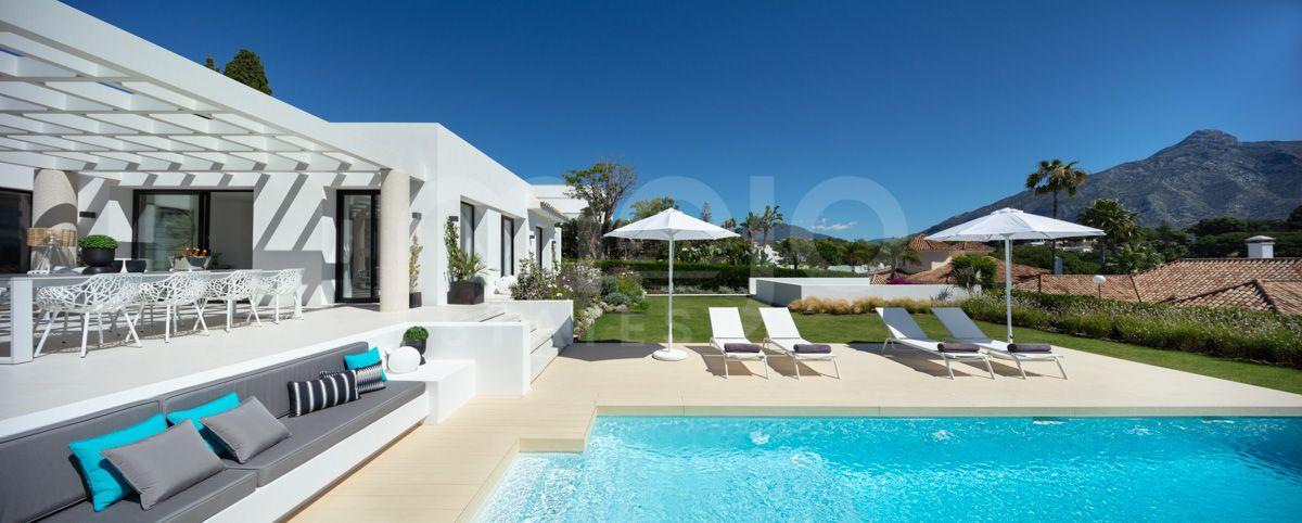 Villa till salu i Nueva Andalucia, Marbella