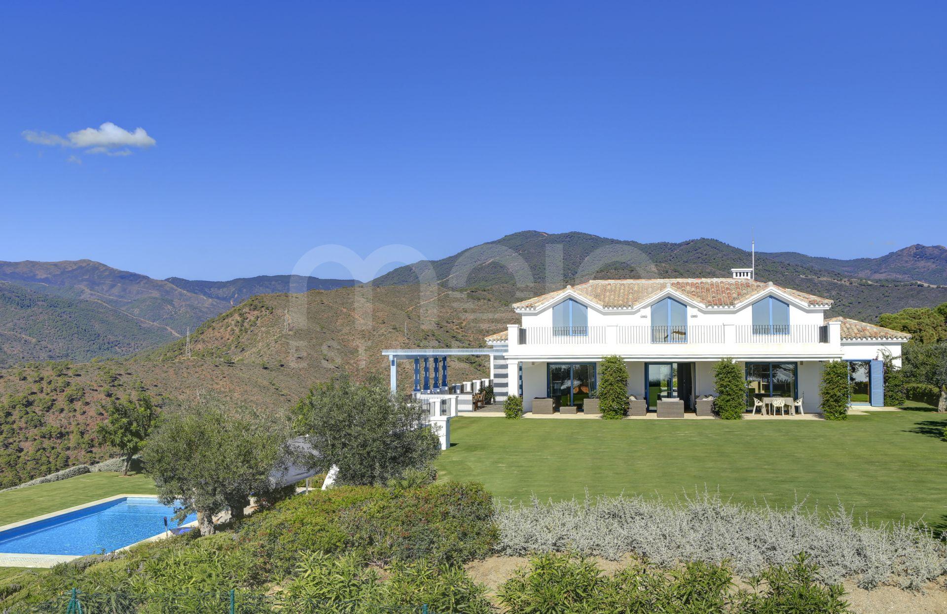 Villa te koop in Monte Mayor, Benahavis