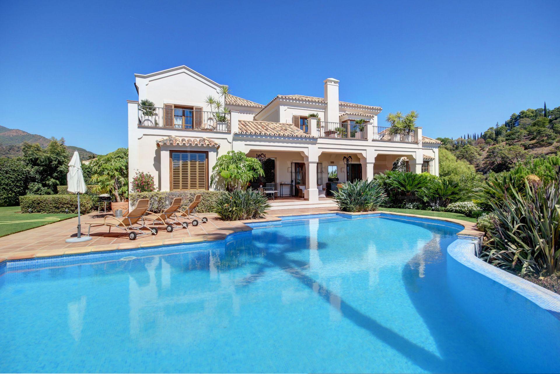 Beautiful villa in El Madronal