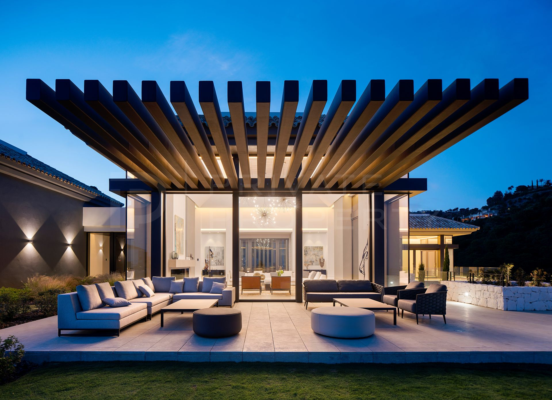 New villa in La Zagaleta