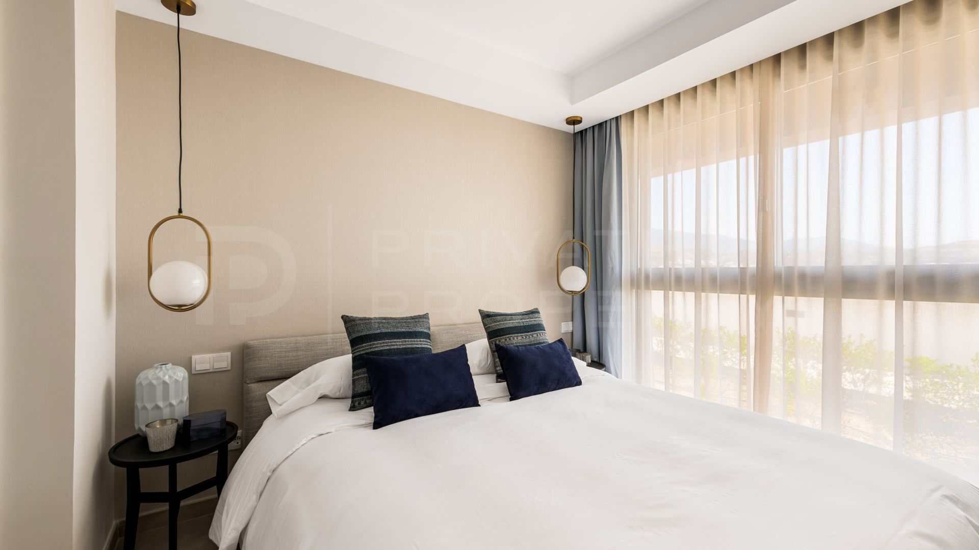 Exlusive residential boutique of modern apartments
