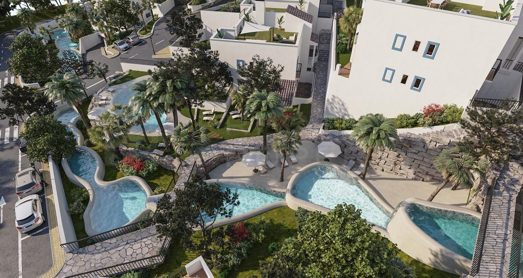 Welcome to Marbella's first resort village: Paraiso Pueblo.