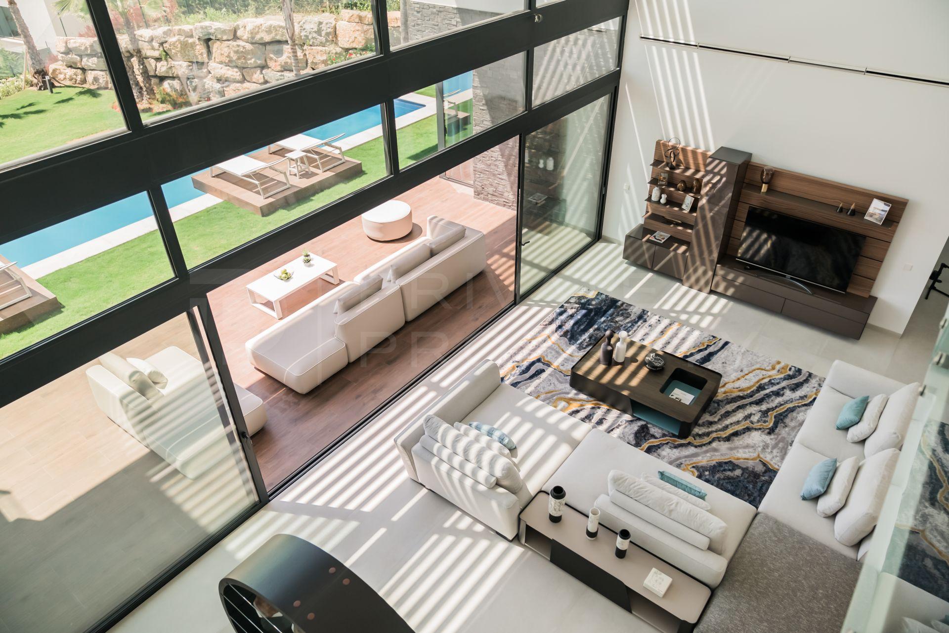 Brand new villa in La Alqueria