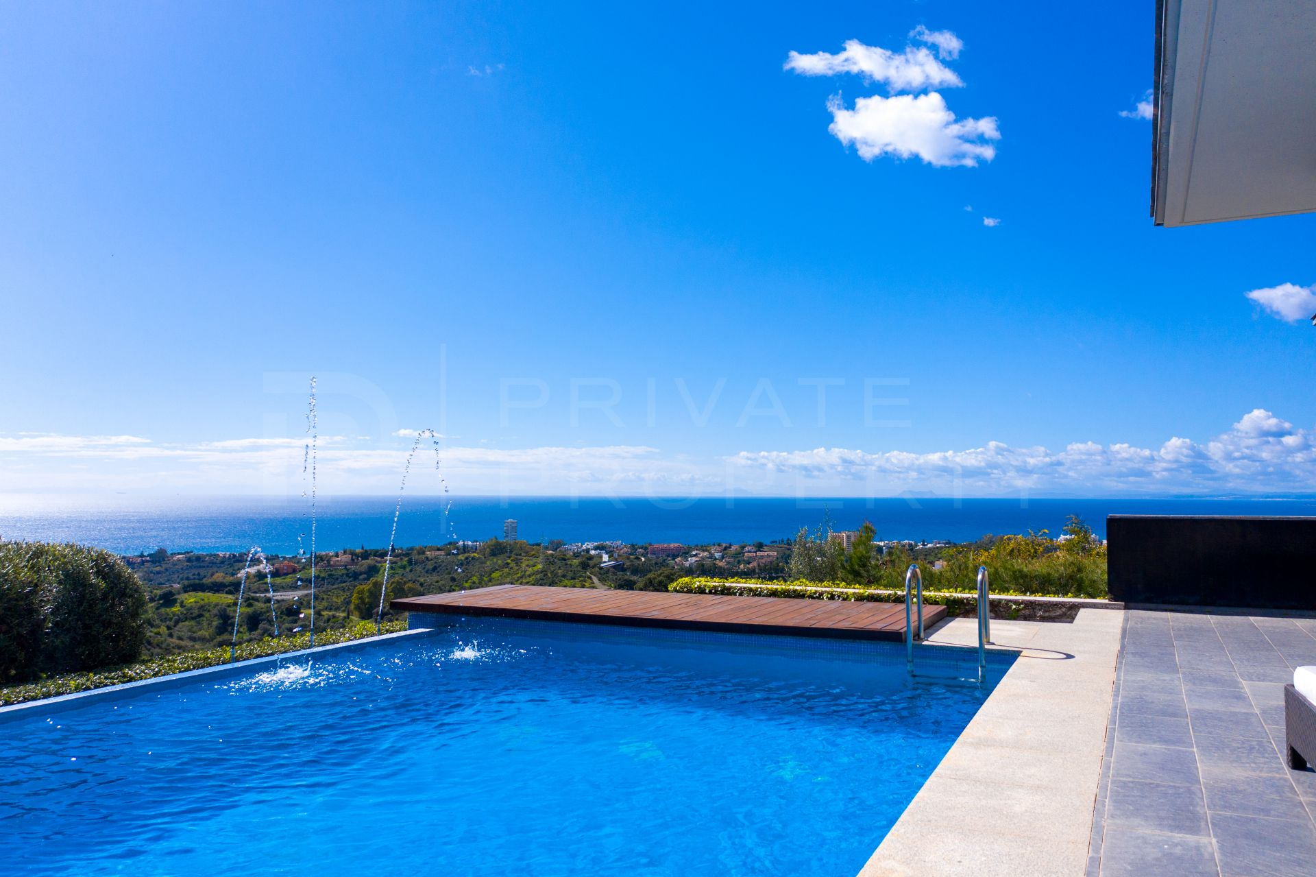 Panoramic views in Los Monteros