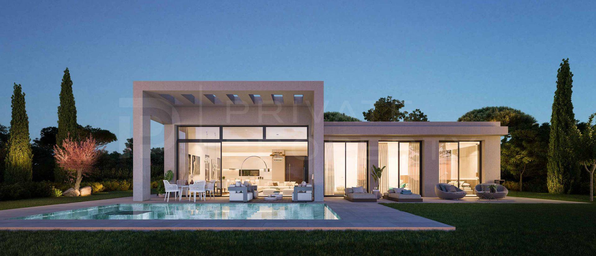 Brand new villa in Monte Mayor