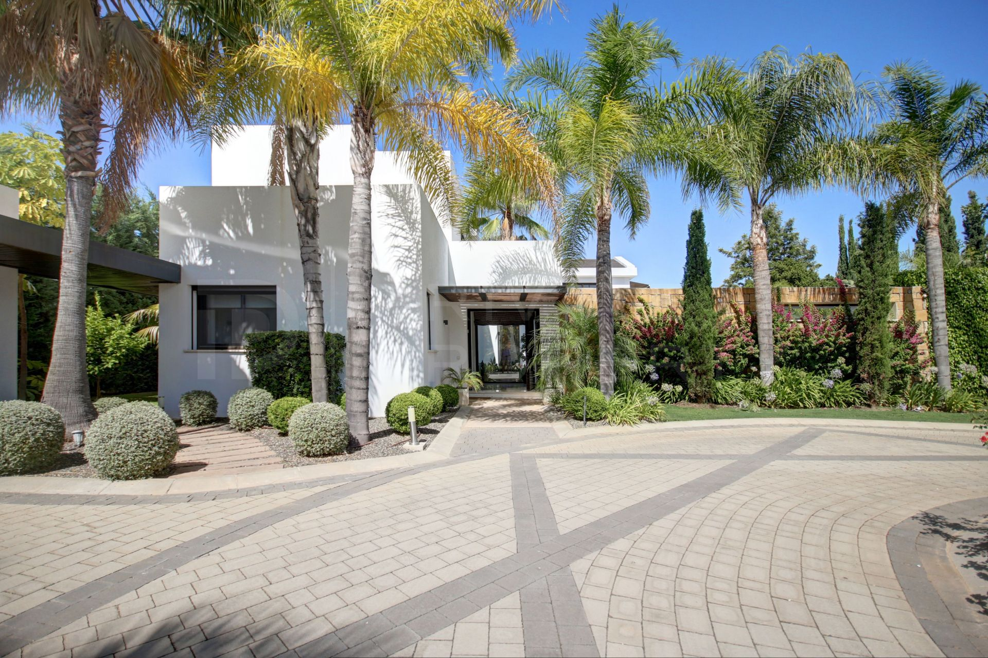 Frontline golf villa in La Quinta