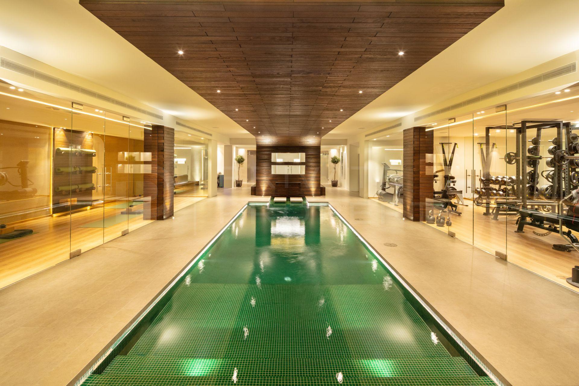 Exquisite luxury villa in Sierra Blanca