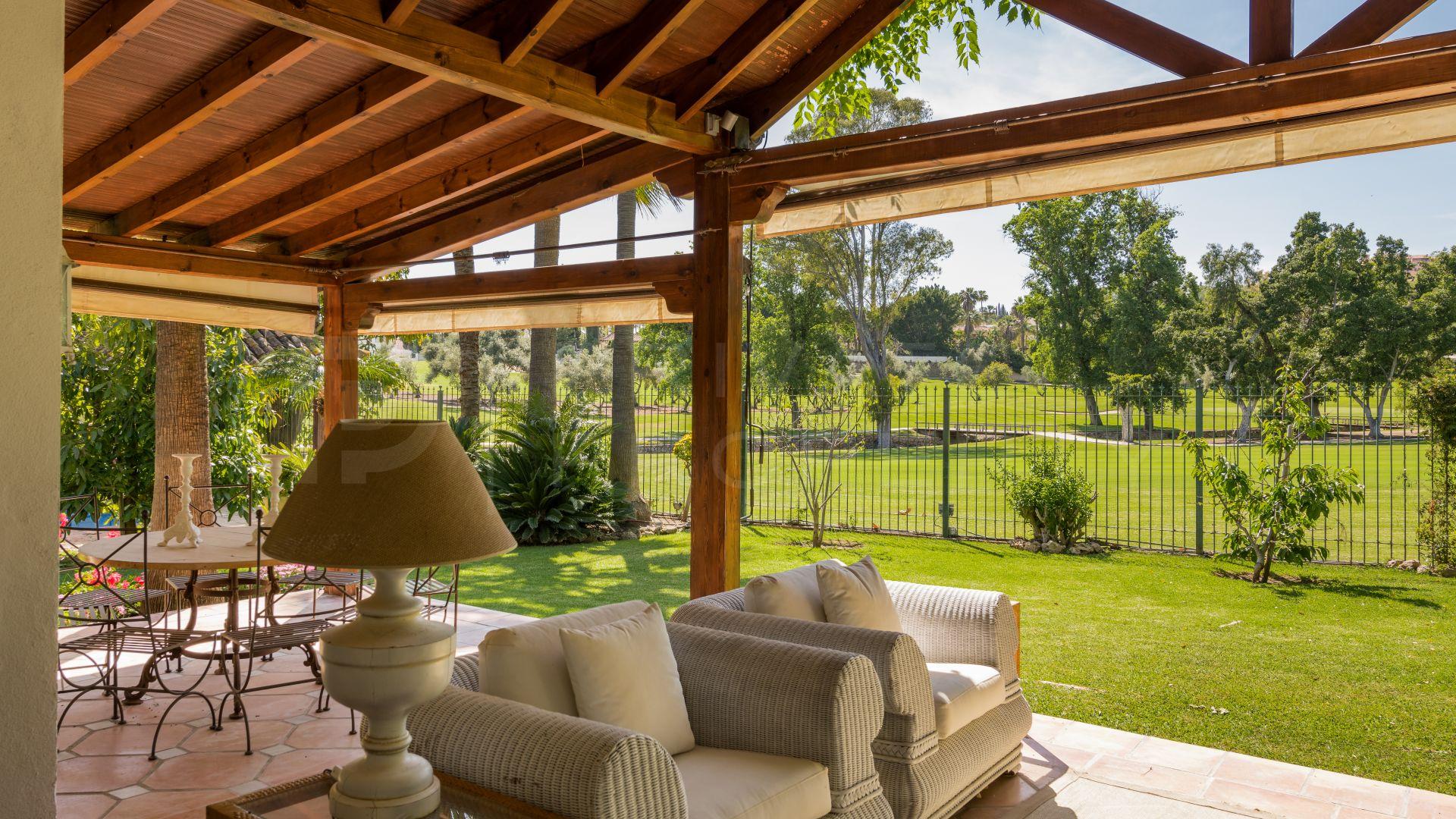 Frontline golf villa in the Golf Valley