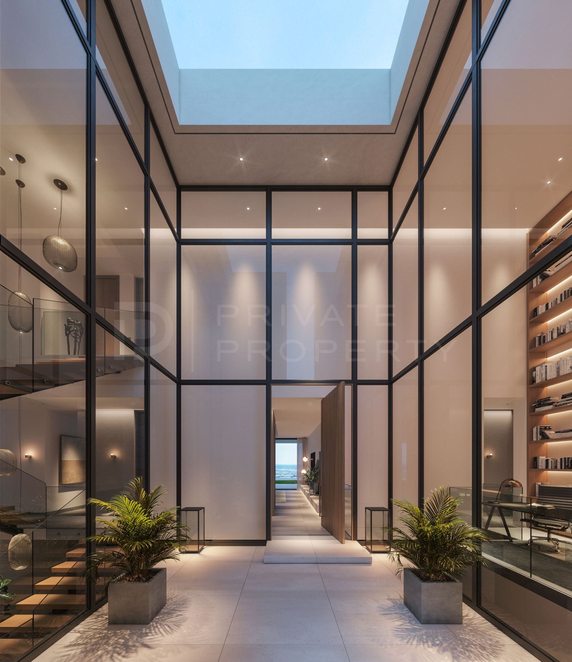 Brand new villa in Nagueles