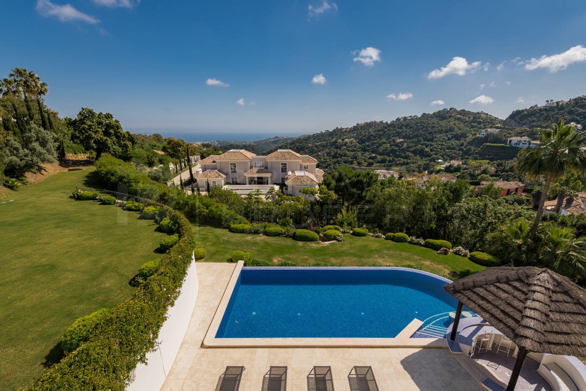 Contemporary villa in La Zagaleta