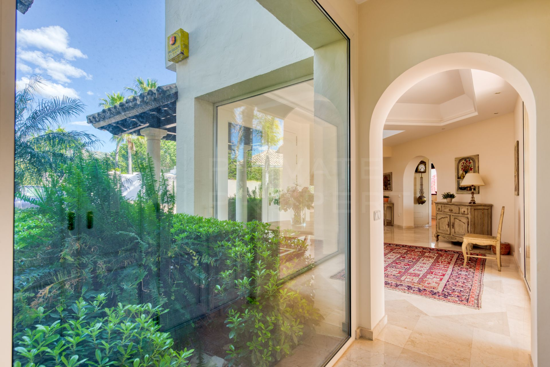 Stunning villa in Benahavis