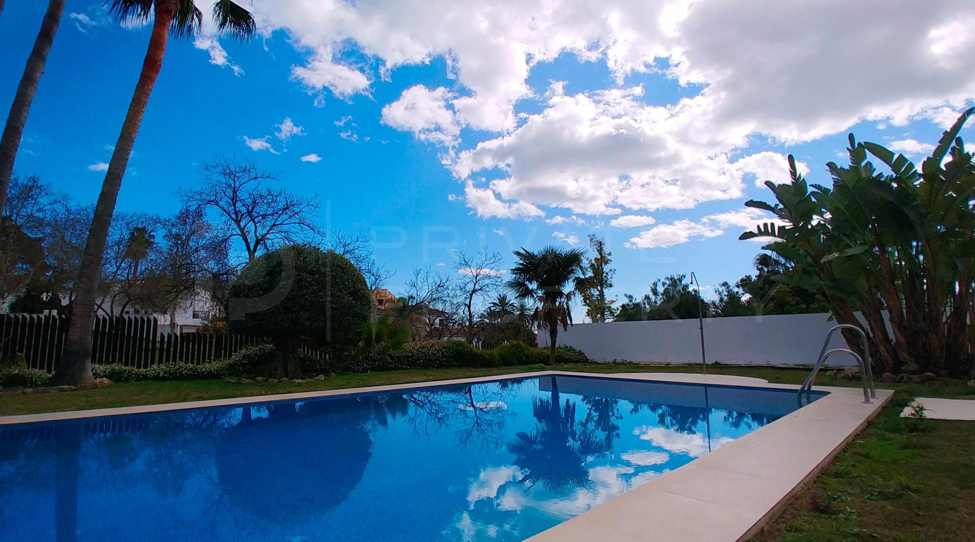 Contemporary villa in San Pedro de Alcantara