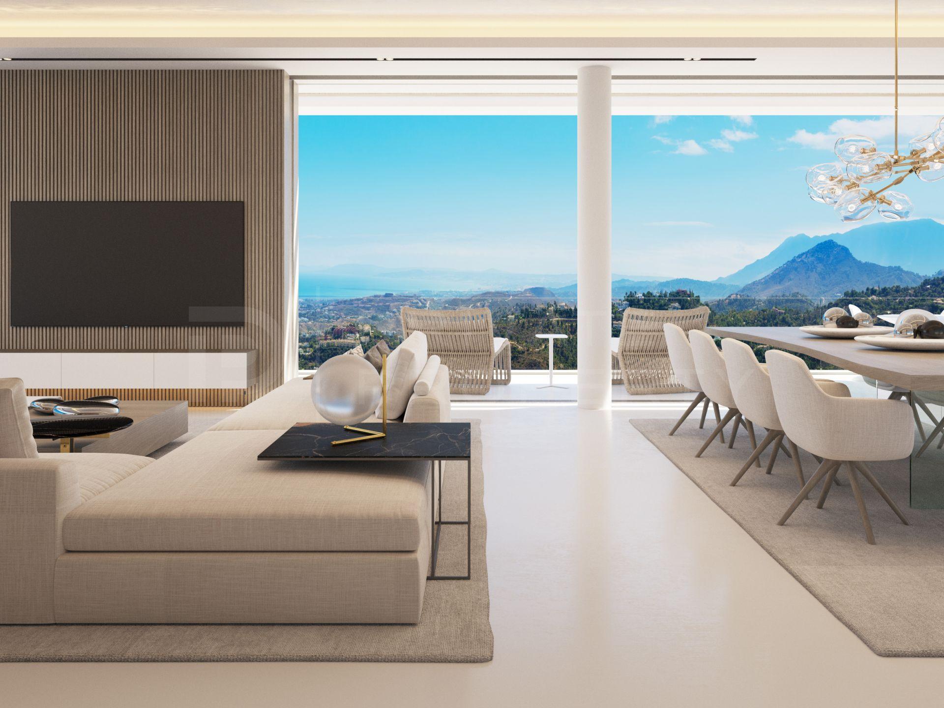 Spectacular views in La Quinta