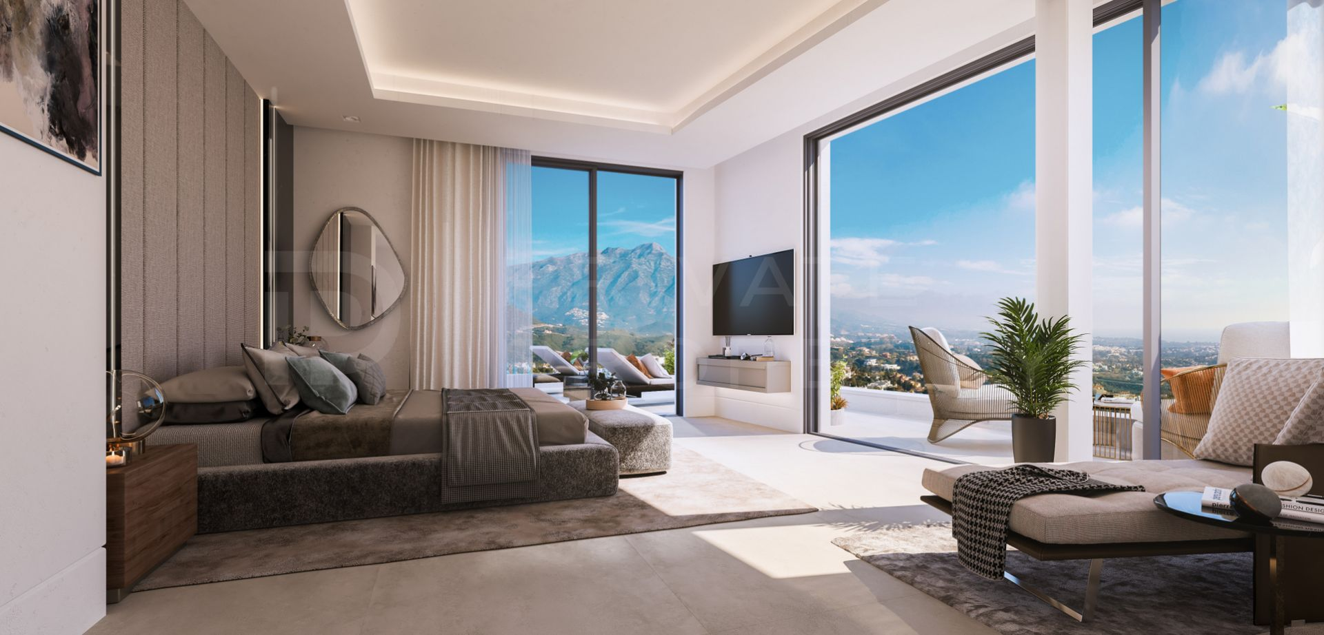Exceptional apartments in La Quinta