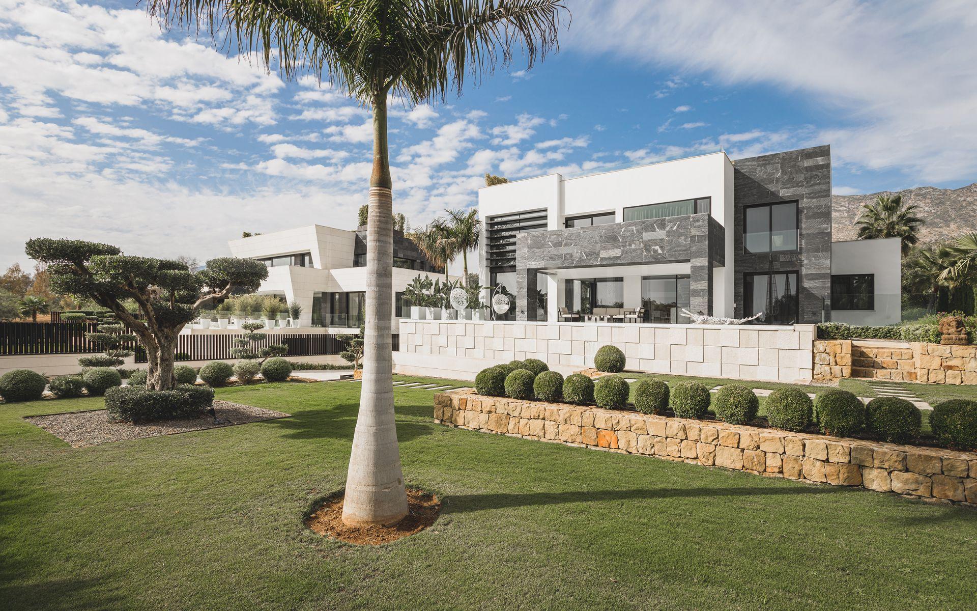 Amazing villa on the Golden Mile