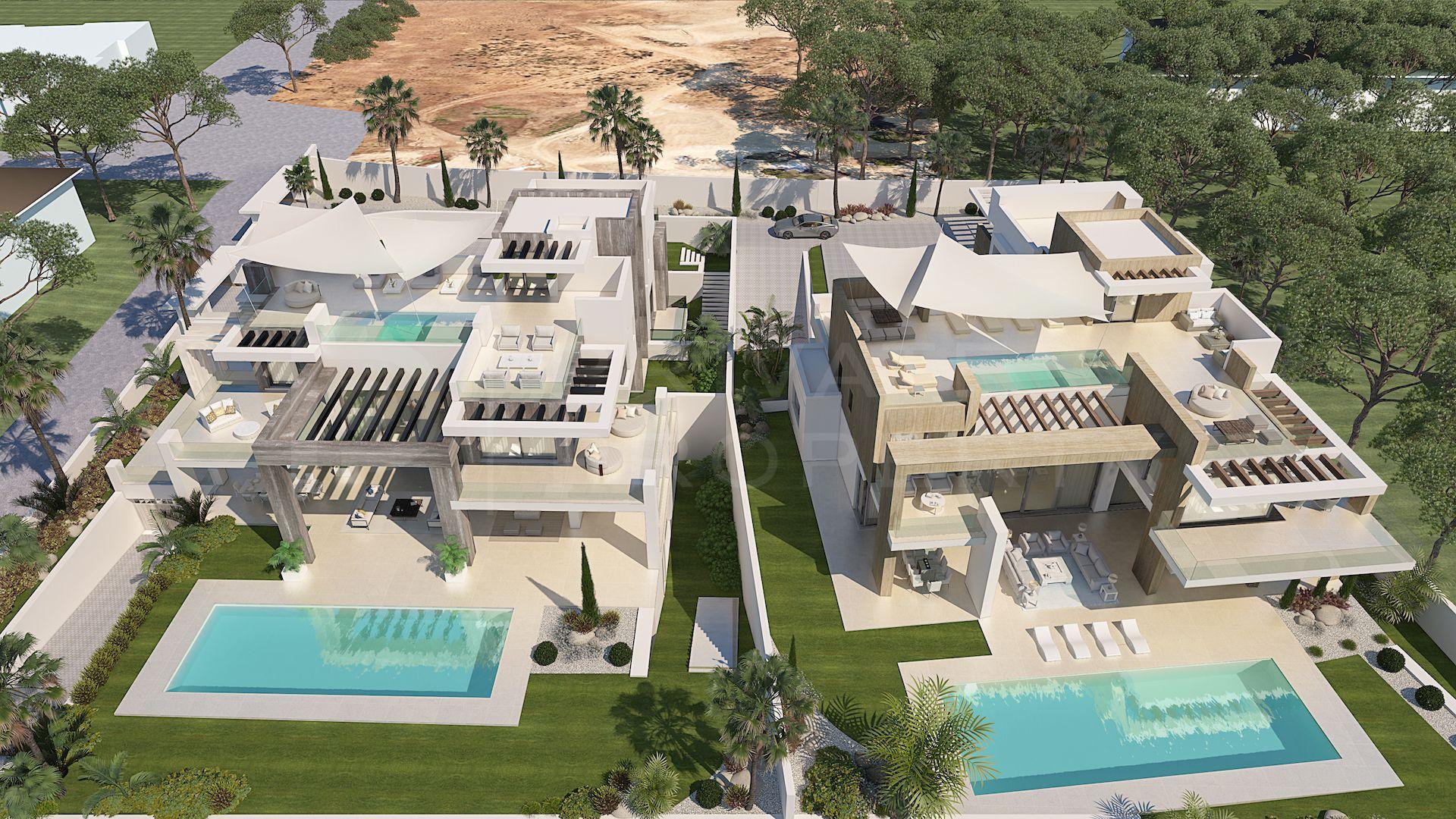 Stunning villa in Nagueles