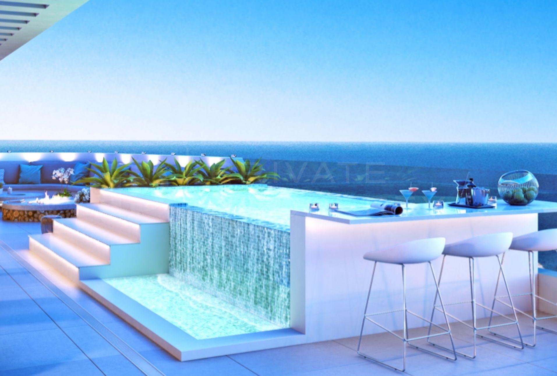 New villa in Nagueles