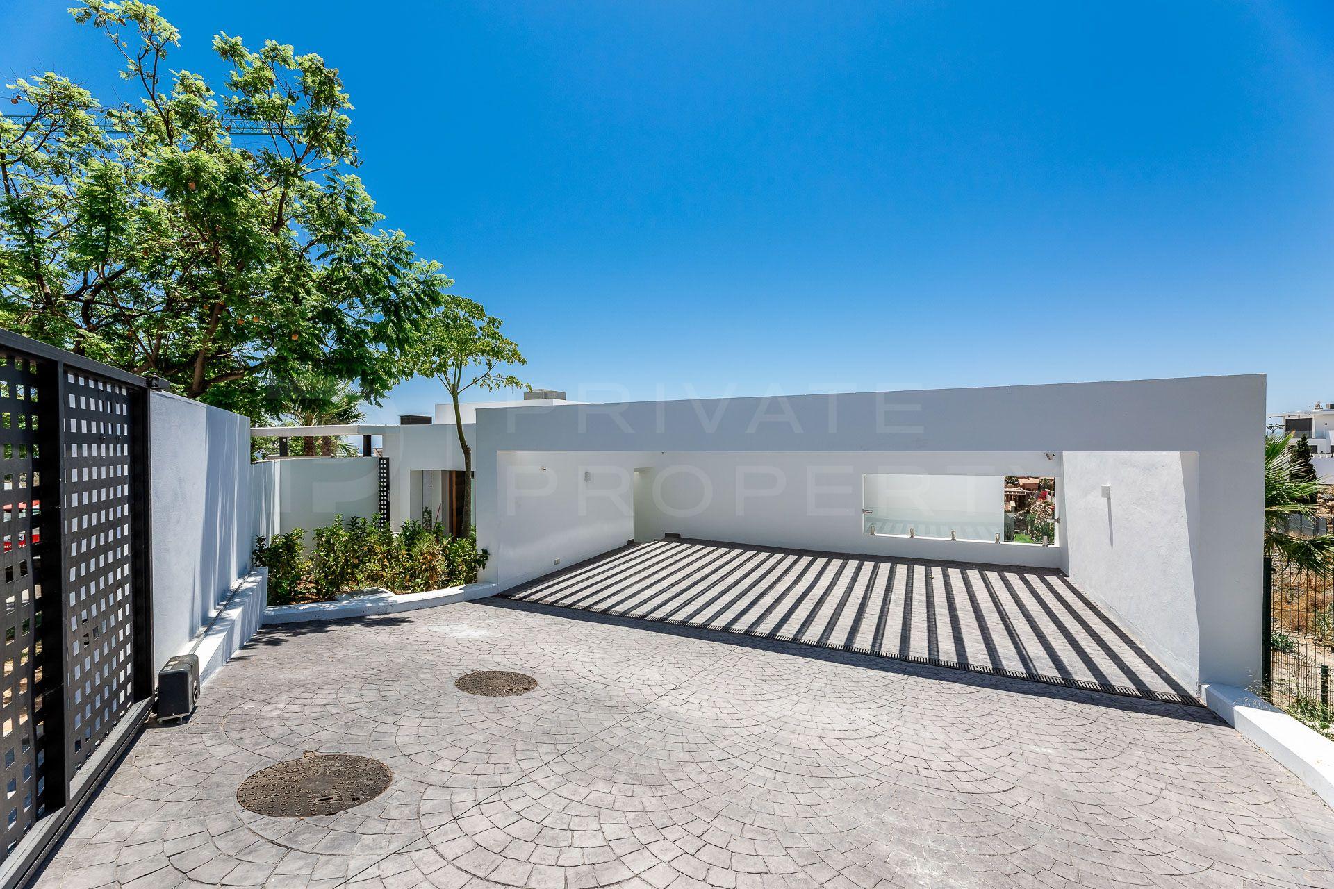 Stunning villa in Los Flamingos, Benahavis