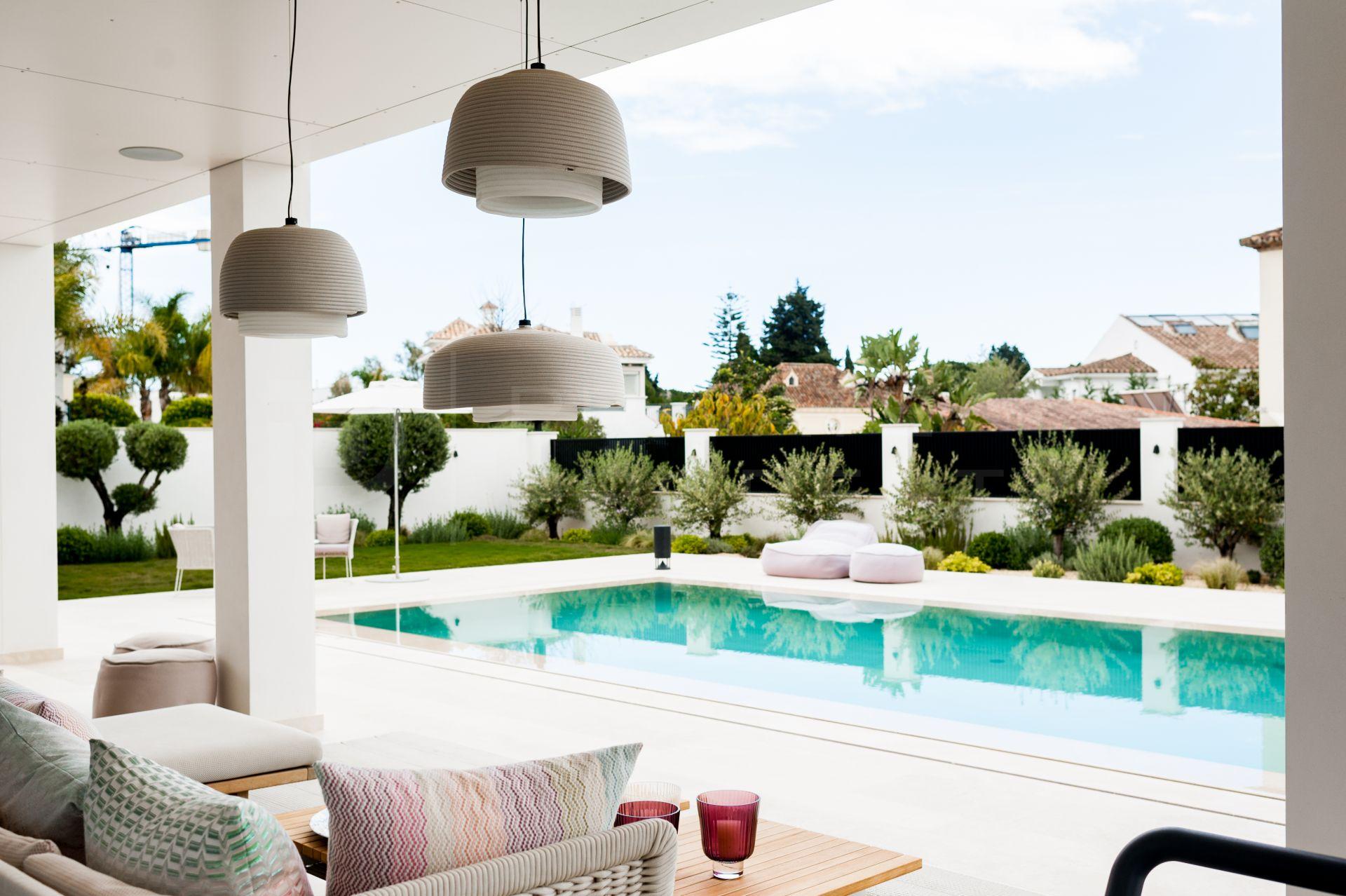 Sensational villa on The Golden Mile