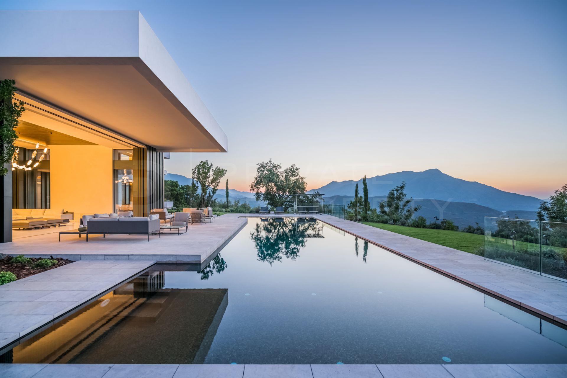 Spectacular villa in La Zagaleta