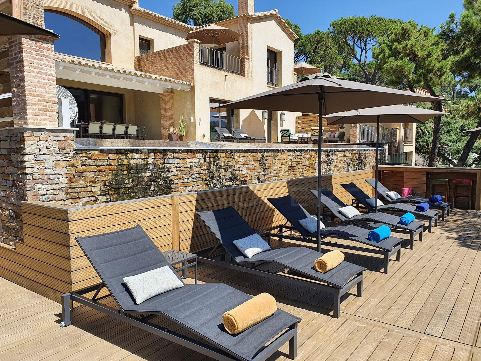 Stunning villa for rent in El Madroñal