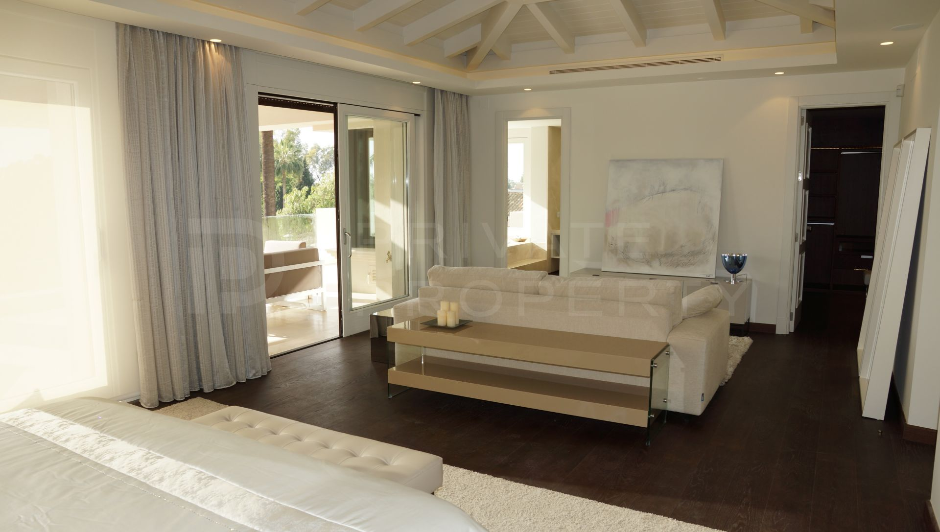 New villa in the Marbella Club
