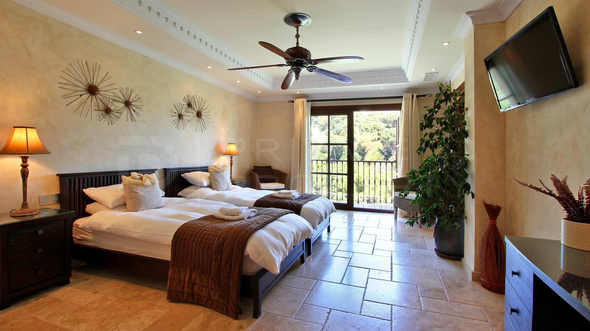 Villa for rent in El Madroñal