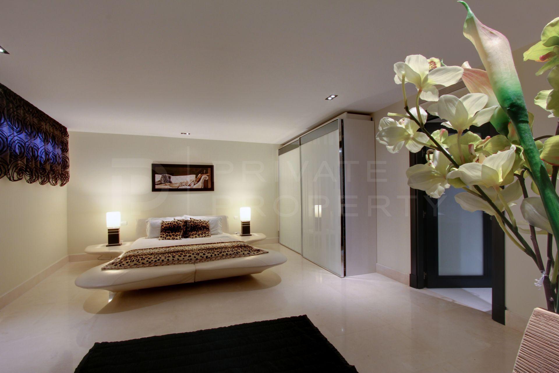 Villa for rent in Los Flamingos