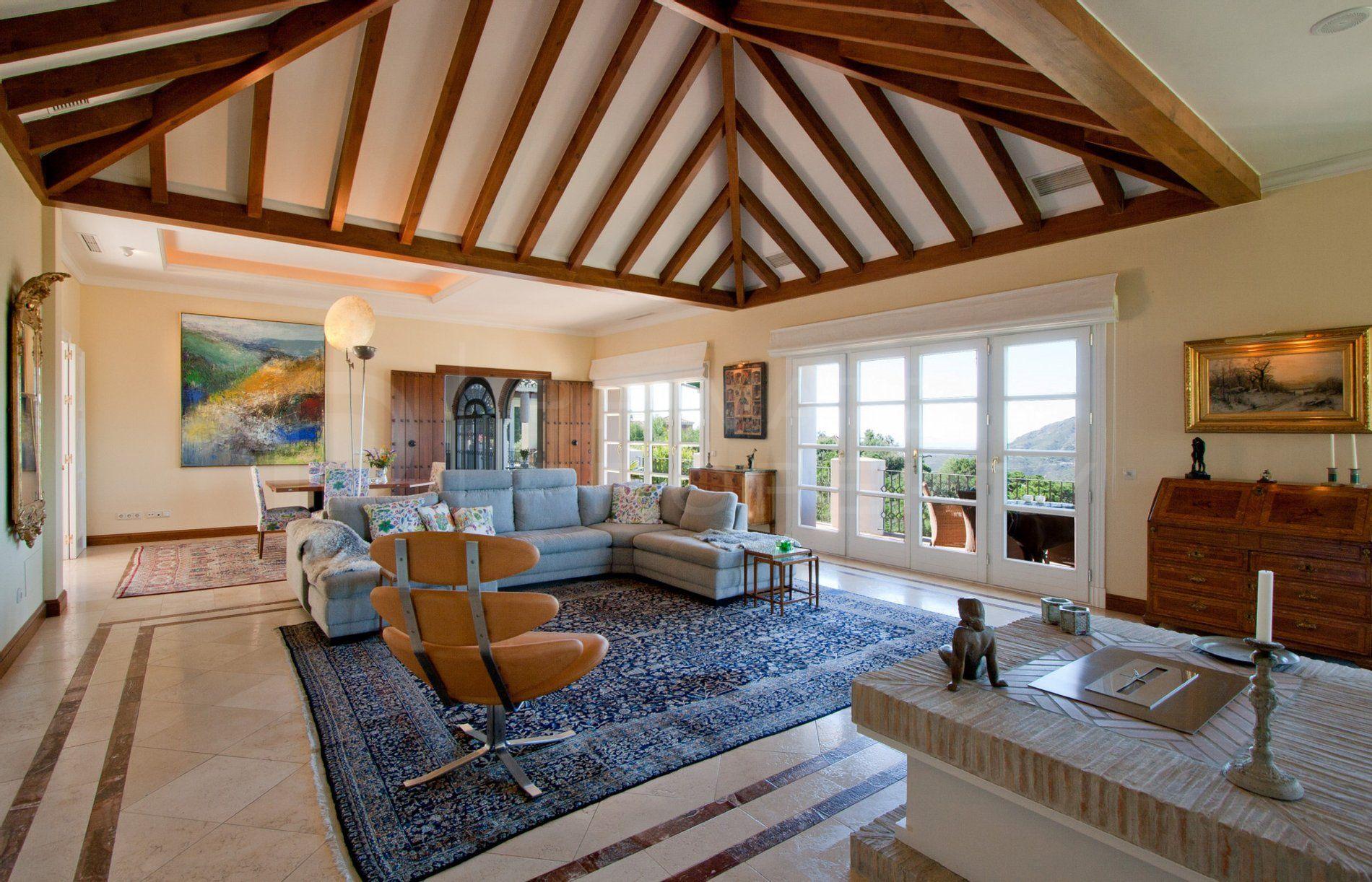 Magnificent villa in La Zagaleta