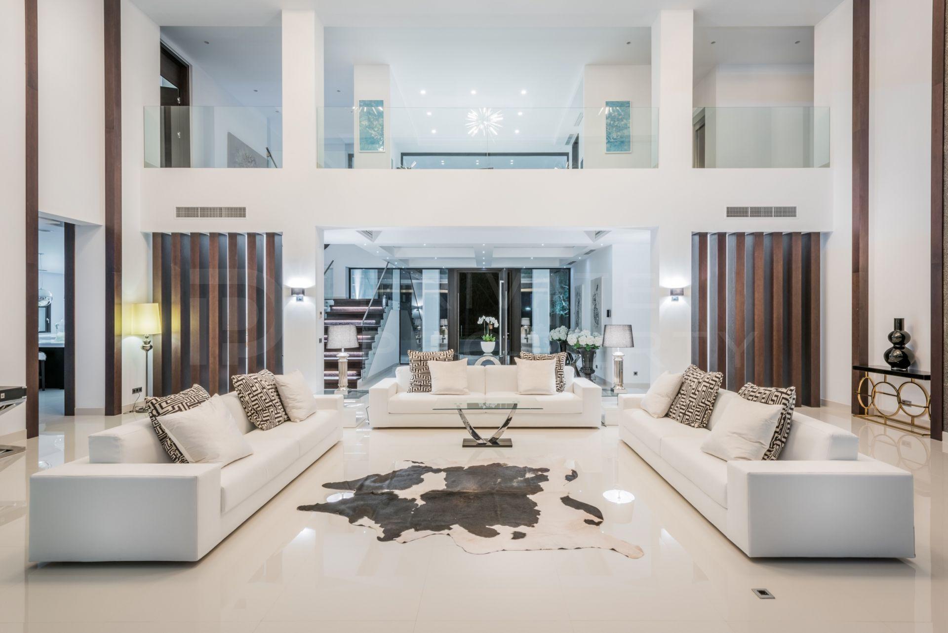 Contemporary living in La Zagaleta