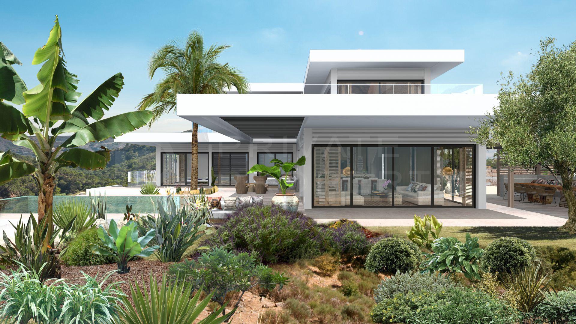 New villa in Monte Mayor Country Club