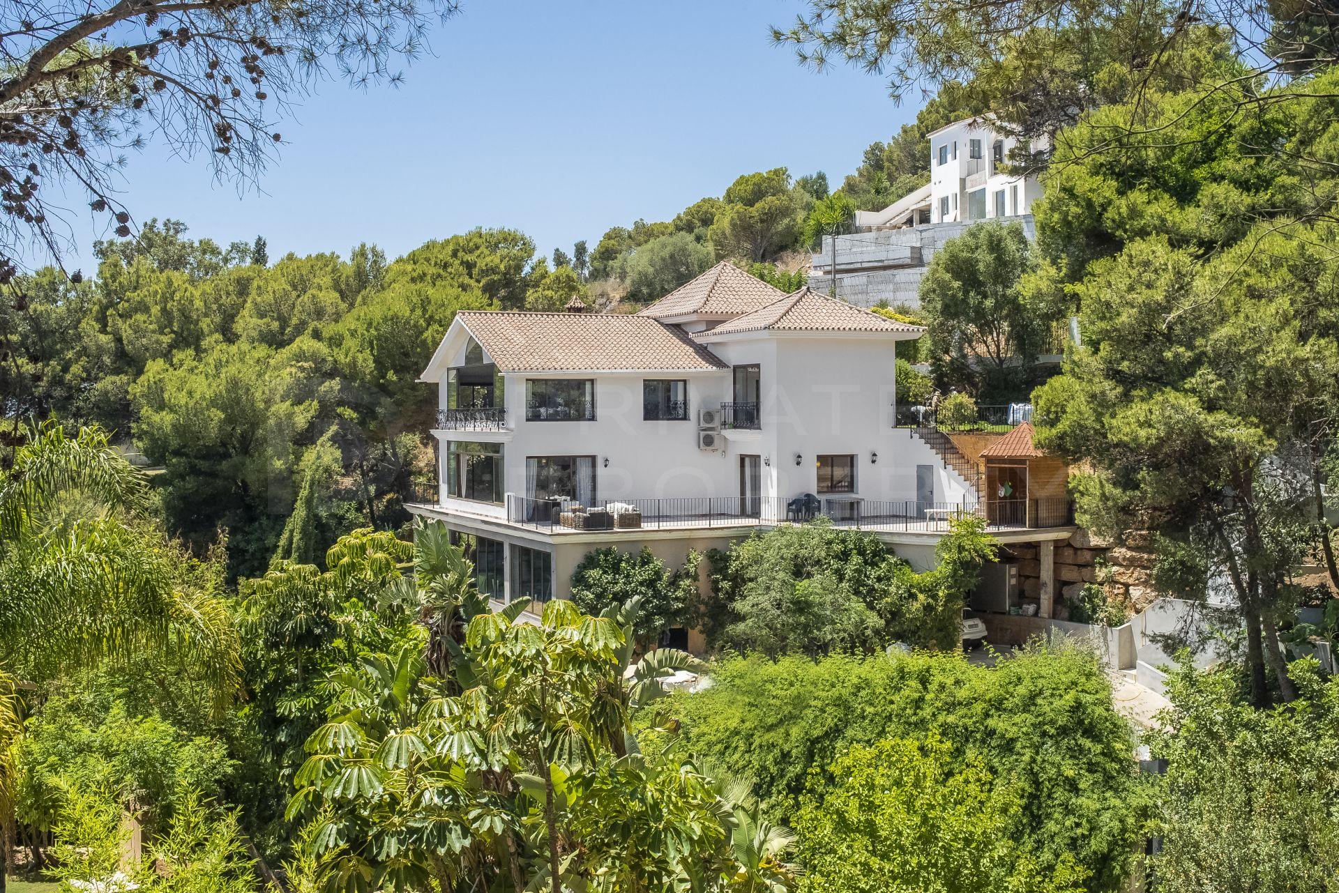 Stunning views in Marbella