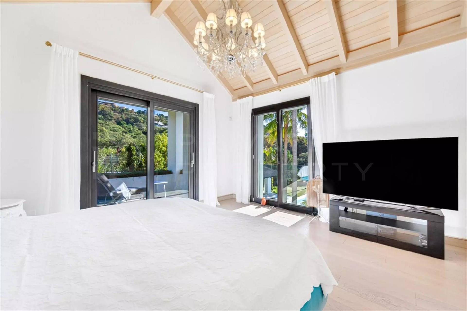 Beautiful villa in La Zagaleta