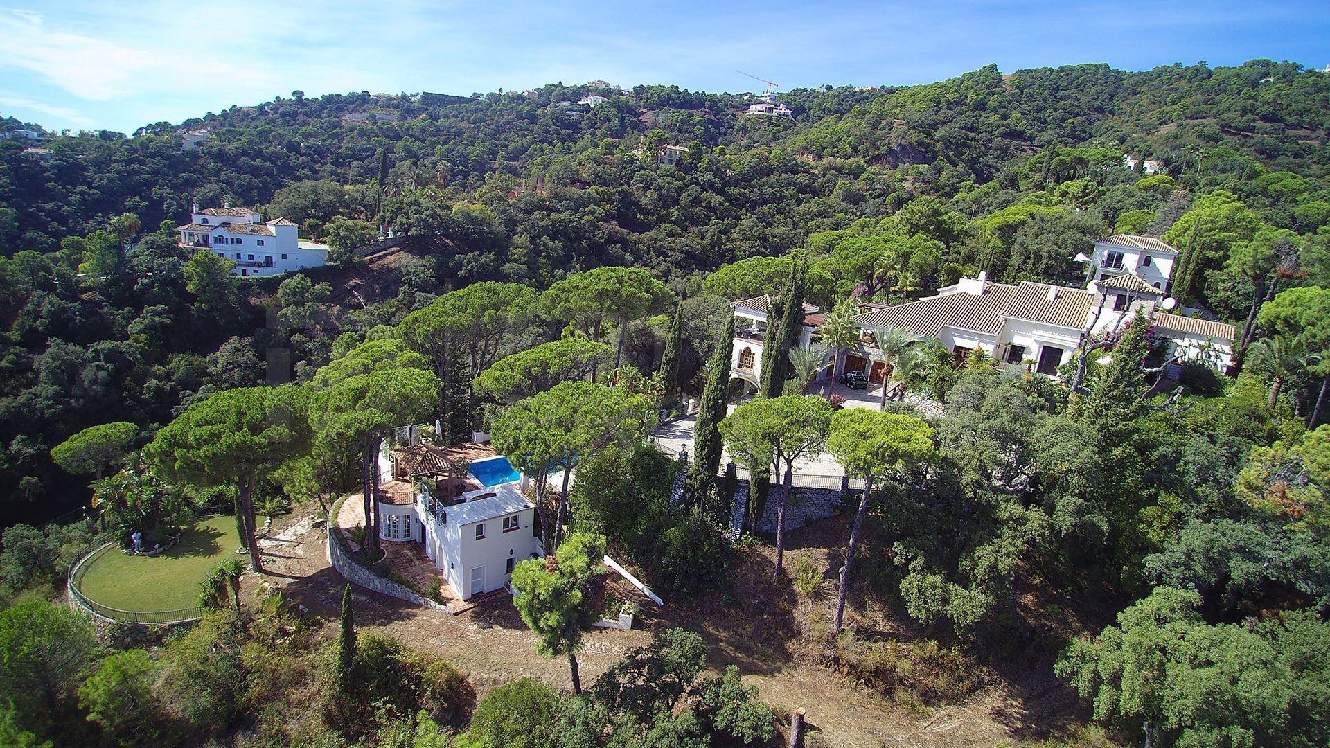 Villa for rent in El Madronal, Benahavis