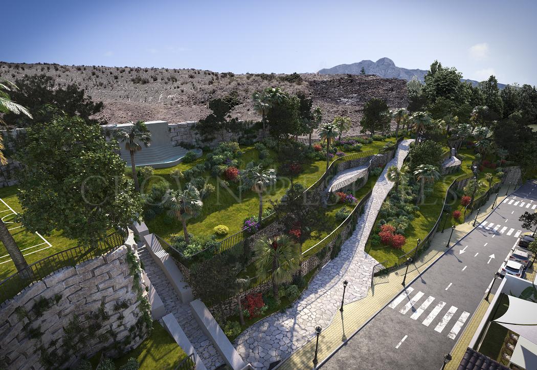 Welcome to Marbella´s first resort village: Paraiso Pueblo.