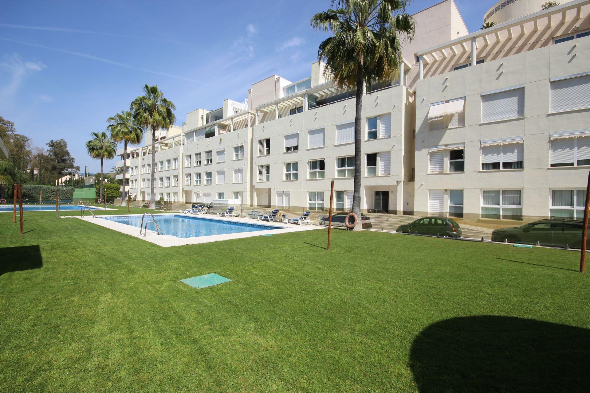 Apartment in La Corniche, Marbella