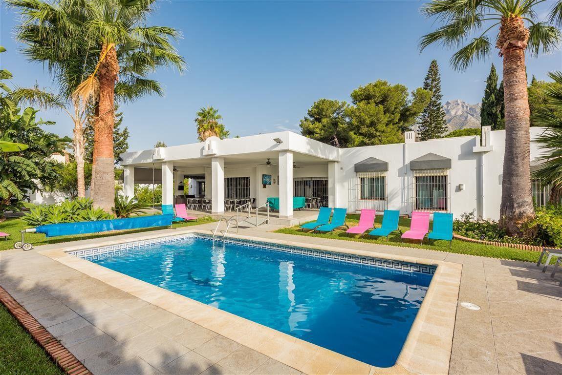 Villa en Golden Mile, Marbella