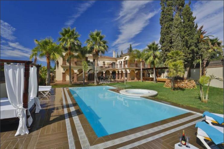 Villa in Casablanca, Marbella