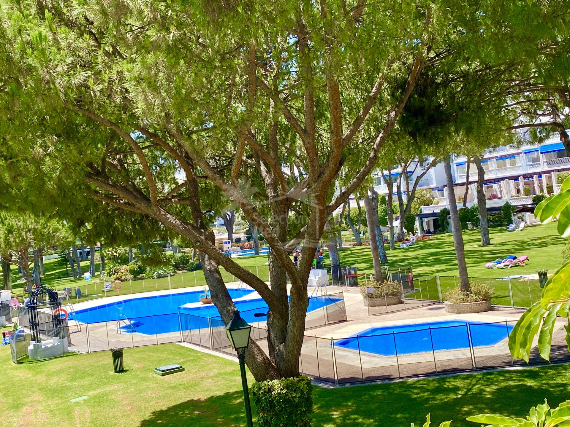 Ground Floor Apartment in Playas del Duque, Marbella
